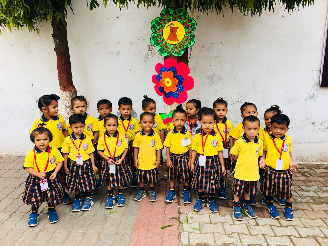 Rakshabandhan Celebration @ Shree Sharda Memorial School